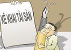 Hà Nội: 35.000 người kê khai tài sản, chỉ kỷ luật 1