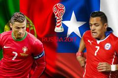Bồ Đào Nha vs Chile: Lấy vé chung kết thôi, Ronaldo!