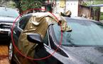 Nghi án đập kính ô tô Lexus, lấy trộm gần 5 tỷ đồng giữa ban ngày