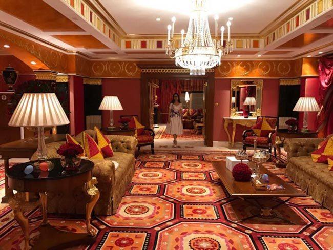 Ca sĩ Hà Phương , du lịch, khách sạn, Dubai