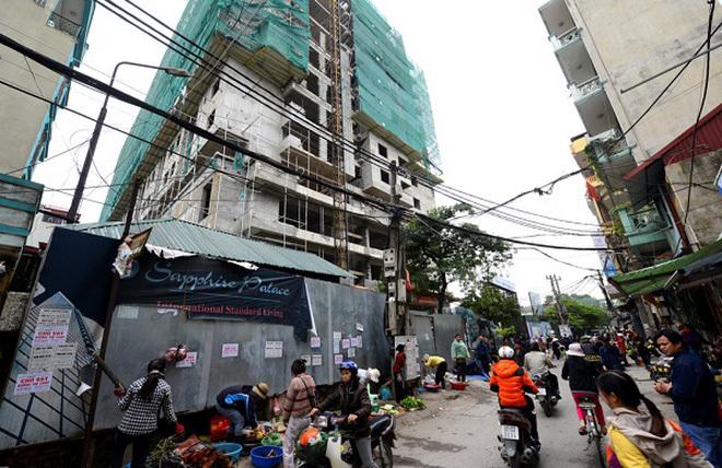 chung cư Hà Nội, quy hoạch đô thị, phòng cháy chữa cháy chung cư