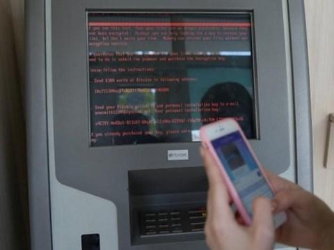 mã độc tống tiền, ransomware, NotPetya