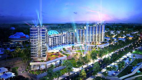 FLC Grand Hotel - 'Viên kim cương' bên bờ biển Sầm Sơn