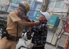 CSGT ở miền Tây bị thanh niên đánh vào mặt và đầu