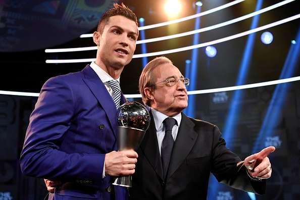 Florentino Perez, Real, Ronaldo