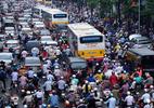 Cấm xe máy trong nội đô, hơn 90% người Hà Nội đồng ý