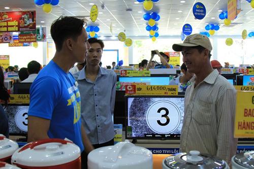 Điện máy Xanh Phú Quốc doanh thu 8 tỷ/tháng