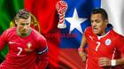 Trực tiếp Bồ Đào Nha vs Chile: Sứ mệnh gọi tên Ronaldo