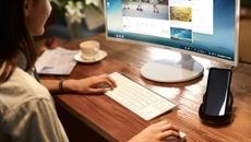 Samsung Dex: Thiết bị biến smartphone thành máy tính đã có tại VN
