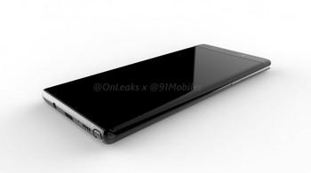 Galaxy Note 8 xuất hiện với những hình ảnh ấn tượng