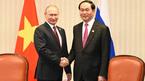 Chủ tịch nước lên đường thăm chính thức Liên bang Nga