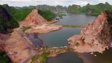 Cục di sản đề nghị Quảng Ninh kiểm tra vụ khai thác đá ở Vịnh Hạ Long