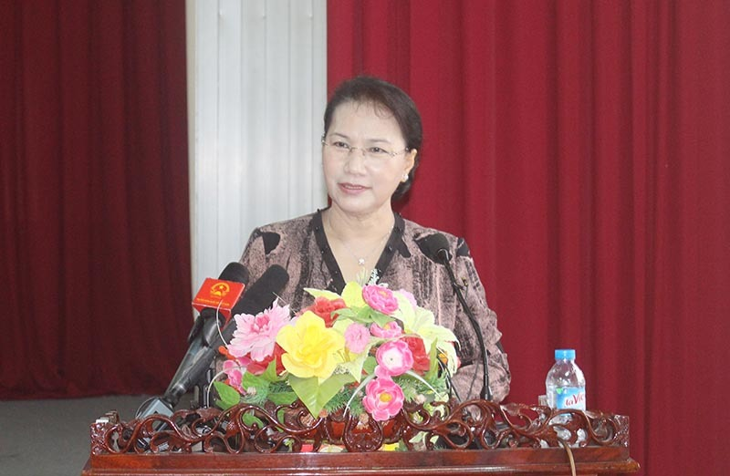 Chủ tịch QH: Nhiều thông tin xuyên tạc, chống phá Đảng, Nhà nước