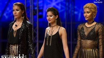 Minh Tú thua cuộc ở chung kết Asia's Next Top Model