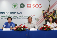 Cầu lông Việt Nam sang Thái Lan ươm mầm tài năng
