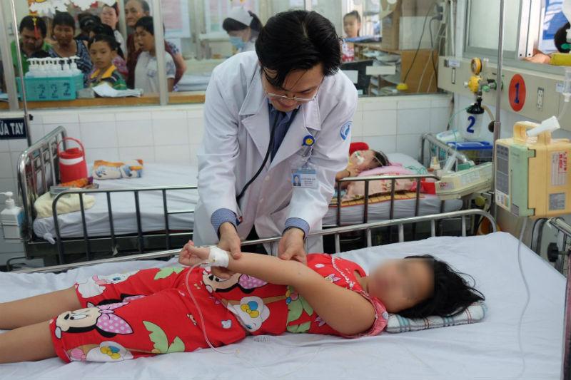Hai trẻ chết đau đớn vì căn bệnh 'đến hẹn lại lên'