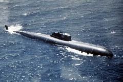 Chiếc tàu ngầm hạt nhân đen đủi nhất thế giới
