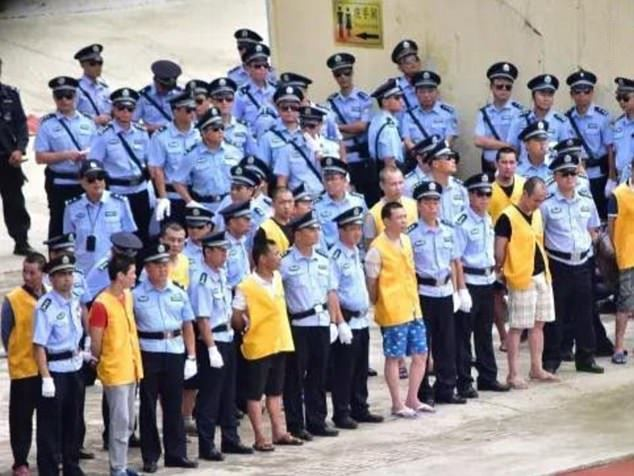 Trung Quốc tuyên án tử công khai hàng loạt trùm ma túy