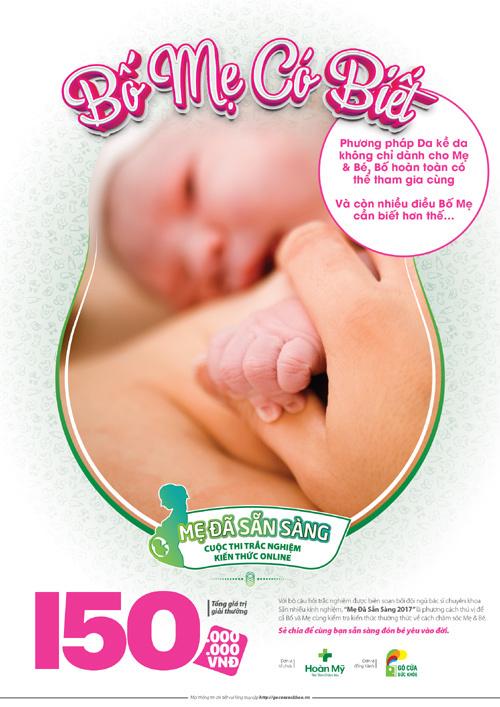 'Mẹ Đã Sẵn Sàng':cuộc thi kiến thức thai sản cho mẹ Việt