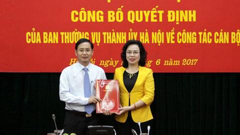 Đề nghị miễn nhiệm 2 ủy viên UBND TP Hà Nội