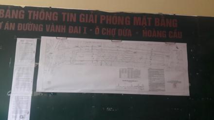 """Nhà, đất trên 'con đường đắt nhất hành tinh"""" ở Hà Nội: Chực chờ để """"thổi"""" giá"""