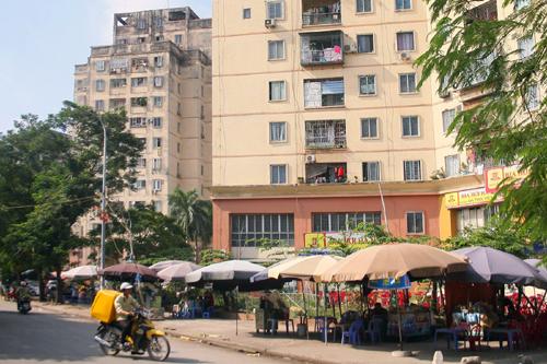 nhà ở xã hội, chung cư Hà Nội, nhà ở xã hội Kim Văn - Kim Lũ, khu tái định cư Nam Trung Yên