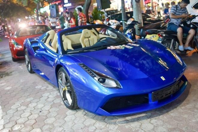 Ferrari, siêu xe, xe siêu sang,