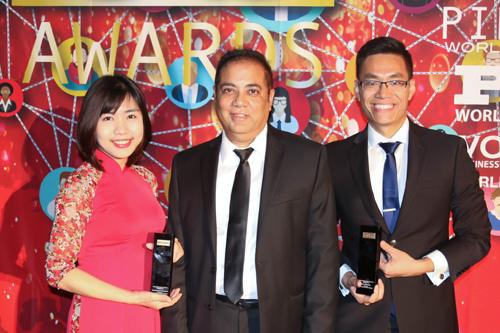 'Trái tim nhà mạng' Viettel được vinh danh ở IT World Awards