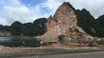 Bạt núi vịnh Hạ Long: Yêu cầu Quảng Ninh kiểm tra