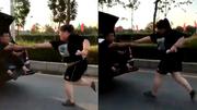 Video chồng dùng 'tuyệt chiêu' giúp vợ giảm béo gây bão mạng