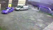 Cướp ô tô trắng trợn trước mắt tài xế