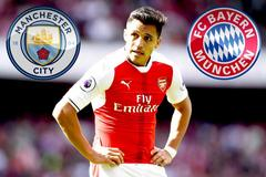 Arsenal bất lực nhìn Alexis Sanchez sang Man City