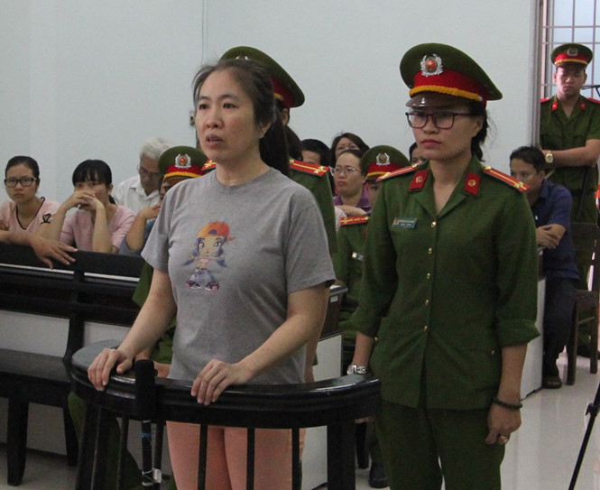 Chủ facebook 'Mẹ Nấm' Nguyễn Ngọc Như Quỳnh bị xử phạt 10 năm tù