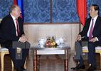 Chủ tịch nước tiếp Chủ tịch Đảng Cộng sản Nga