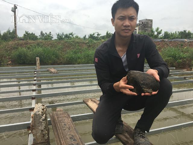 5 tỷ đồng dưới đáy ao của chàng trai Bắc Giang