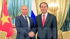 Việt-Nga thống nhất đầu tư hơn 10 tỷ USD vào 20 dự án