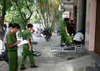 Nổ mìn tung cửa nhà chủ doanh nghiệp vận tải