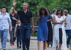 Chuyến du lịch Indonesia của nhà Obama 'gây bão'