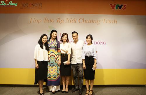 Chương trình Vẻ đẹp phụ nữ Á Đông lên sóng VTV3