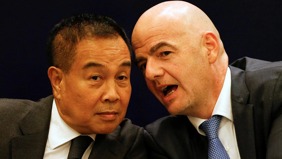 Malaysia quê vụ SEA Games, Thái Lan quyết ôm World Cup 2034