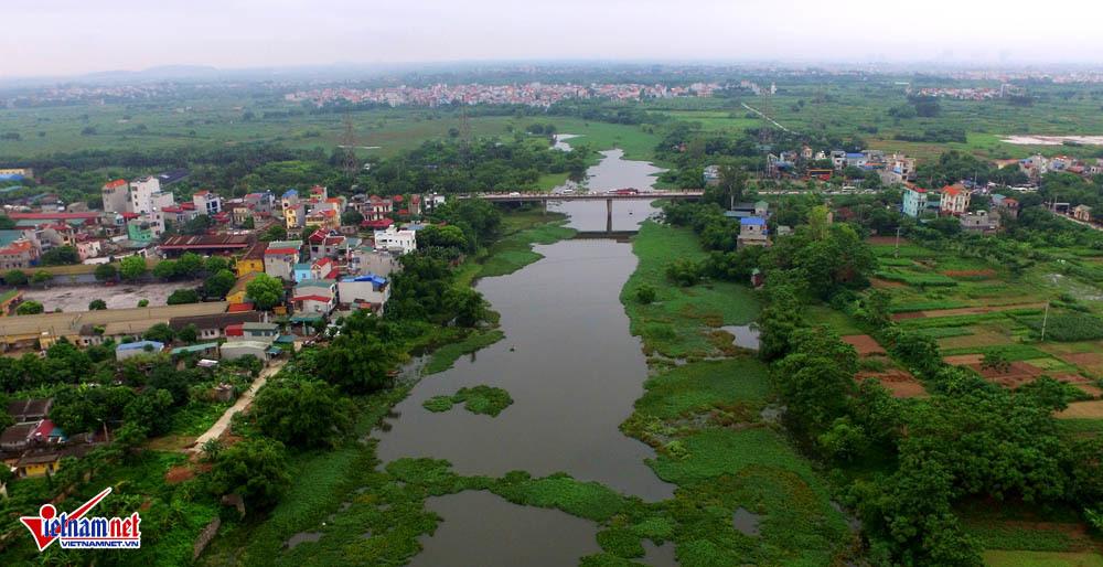 ô nhiễm môi trường, sông chết, cải tạo sông, Hà Nội, sông Tô Lịch, sông Nhuệ, sông Đáy