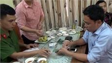 Công an TP Yên Bái triệu tập một số nhà báo