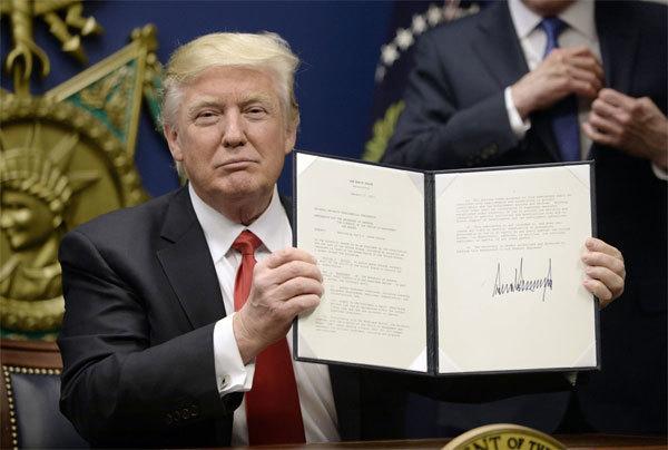 Lệnh cấm nhập cảnh của ông Trump có hiệu lực