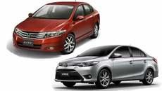 Toyota Vios giảm giá mạnh: Xe bán chạy nhất gây chấn động