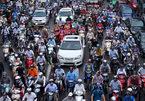 Hà Nội cấm xe máy: Không cần phải xin ý kiến tất cả