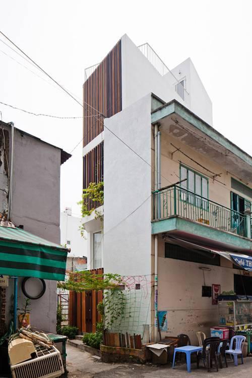 nhà đẹp, nhà Sài Gòn,nhà đẹp