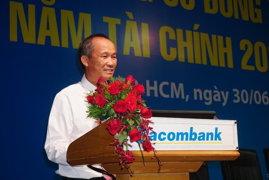 Đại gia Dương Công Minh ngồi ghế Chủ tịch Sacombank