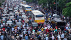 Lập BCĐ chống ùn tắc giao thông tại 2 TP lớn