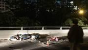 Chạy ngược chiều trên cầu, 2 thanh niên tông xe tải thiệt mạng