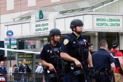 Cựu bác sĩ xả súng tại bệnh viện New York, 7 người thương vong